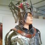 Capitán de la orden de Montesa.