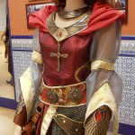 Traje cristiano que hace pareja con el traje de los Cides