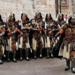 Escuadra de caballeros teutoens