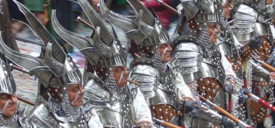 Descubre en un click todo lo que necesitas para la fiesta de moros y cristianos